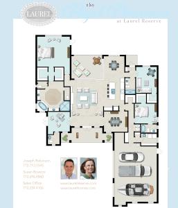 Royal Poinciana Floor plan